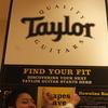 Taylor×島村楽器コラボレーションモデル発売記念!「Find Your Fit」をやってみよう!