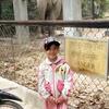 家族でプノンタマウ(Phnom Tamao )の動物園に行きました。