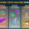 【ポケモンGO】グローバルチャレンジが開催!経験値2倍!ほしのすな2倍!