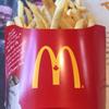 【カナダ】マクドナルドでプティンを食べる♪ちょっとお高めのアンガスバーガーは美味しかった♡