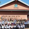 2018.7/9 カンボジア学校建設支援