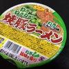 焼豚ラーメンねぎとんこつ味 これでは単なるパッケージ替え・・・