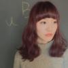 【韓国美容院 バスカーヘア】 シースルーバングの巻き方