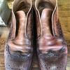 アンティーク靴磨き( ^ω^ )