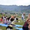 【レポート】5/6 CHIORI先生による草木染め&yogaリトリート