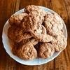 春休み初日、クッキー作り。