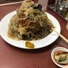 川崎 太陸 でタワー硬焼きそばを食べてきた