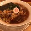 しっかり効いた生姜味ラーメン「越後拉麺はなび」