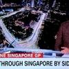 F1 シンガポールグランプリ 2019 SEP 22  開催  〔レース前のコースを歩いてみるの巻〕