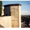 シノン城のボワシィの塔(ロワール地方、フランス)