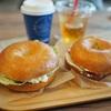 Slow Days cafe × おやつ屋Meguru モーニングベーグルを食べる会