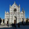【フィレンツェ観光】サンタ・クローチェ聖堂内部を観光!