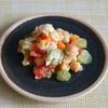 26冊目『野菜のごちそう』から5回めはアラブの豆&フェタサラダ