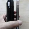 W-ZERO3とiPhone