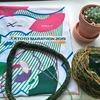 毛糸で編む山用のバフ その1・イントロダクション