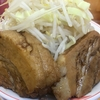 【ラーメン】龍郎(茨城・つくば)豚入りラーメン