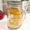 【庭採れレモン】材料はたった2つ!簡単レモンシロップの作り方