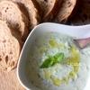 【ギリシャ料理】ヨーグルトときゅうりのソース「Tzatziki: ツァツィキ(ザジキ)」作り方・レシピ。