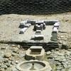 亀状石造物