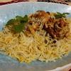 【インド料理レシピ】炊飯器に入れてポチっとするだけ!チキン・ずるビリヤニ