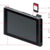 「Nintendo Switch」の液晶パネルは6.2インチ