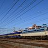 第1167列車 「 蒼天駆けるにちり…青き貨物列車たちを狙う 」