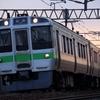 2014初冬・北海道旅行~苗穂S字~