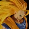 「ドラゴンボールヒーローズ『スーパーサイヤ人3孫悟空』」天使の輪が無いバージョンです。