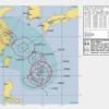 台風の卵の熱帯低気圧がフィリピンの東に!19日には台風10号に変わる予想!北東進ってなっているけど、本州へ直撃しちゃうの?