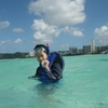 グアムに行く 2日目『FIESTA RESORT GUAM』海水浴編 ~ホテルからのビーチを堪能です~