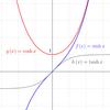 sinh( ) - 双曲線正弦, cosh( ) - 双曲線余弦, tanh( ) - 双曲線正接
