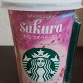【スタバ】コンビニ限定「さくらラズベリーミルク」が美味しい!