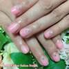 ネイルがきれいだから…お仕事も頑張れる!!♡春色ピンクのグラデーションネイル☆ジェル