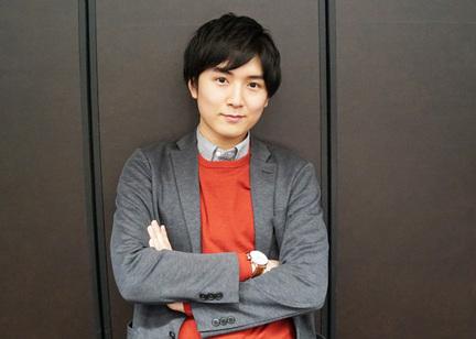 原田修佑アナウンサーを直撃「自分では肉食系だと思っています!(笑)」