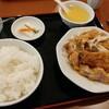 東戸塚【大唐】鶏のサクサク揚げ定食 ¥679(税別)