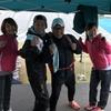 「勝手にひらかたハーフマラソン」けっこう本降りの雨の中、走ってきました!!