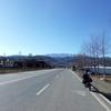 中国旅行 17.中国バイクの旅 雷波县から昭觉县