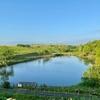 明治公園 ひょうたん池(北海道根室)