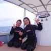 ♪台風の前にめでだくオープンウォーター認定♪〜沖縄ダイビングライセンス〜