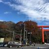 筑波山へ、初・単独登山。