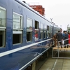 未知なる空間 西名古屋港駅 おもしろ列車かたつむり号乗車