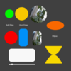 【Unity】uGUI で角丸シェーダを使用できる「UnityRoundedShader」紹介