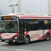 山形駅前で山交バス(山形交通)を撮影@2020.12その①