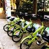 岡山市のレンタサイクル・ももちゃりをSuica搭載iPhone7で利用してみた。