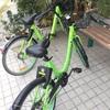広東語で「自転車」