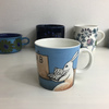 ヘルヤ・リウッコ・スンドストロムのうさぎの絵本からマグカップになりました!