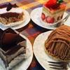 埼玉の美味しいケーキ屋さん巡りハマってます