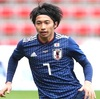 日本のイニエスタとスアレス!?ロシアW杯で注目のサッカー日本代表選手。