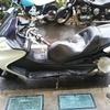 #バイク屋の日常 #ヤマハ #マジェスティーC #洗車 #寒い