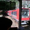 箱根登山電車で行く日帰り箱根 ロープーウェイからの富士山は絶景です